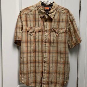 Merrell Shirts - Short sleeve button-up